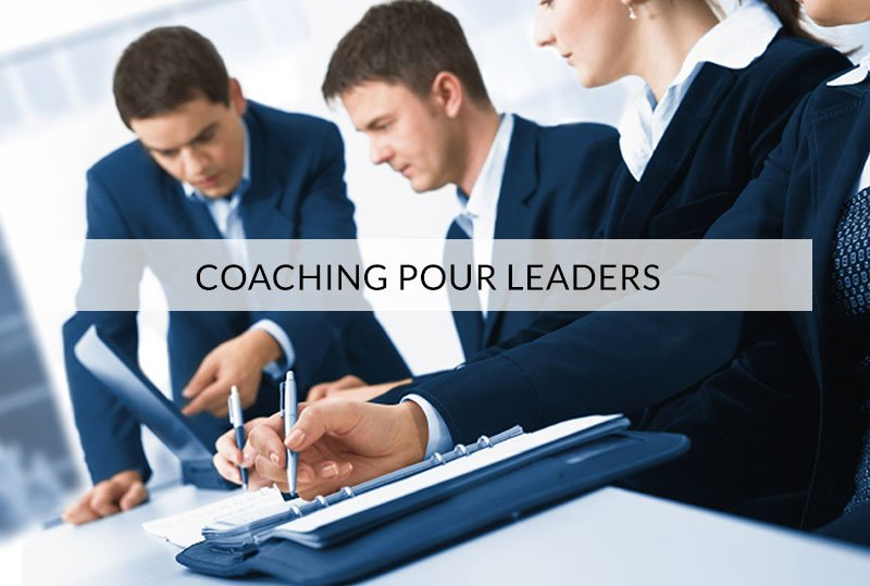 COACHING POUR LEADERS